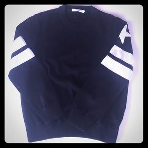 Men's Givenchy Crew Star Sweater